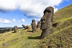 Khám phá đảo Phục Sinh huyền bí ở Chile