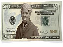 Phụ nữ da màu đầu tiên in trên tờ USD