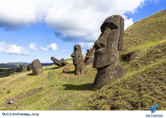 Khám phá đảo Phục Sinh huyền bí ở Chile,kham pha dao phuc sinh huyen bi o chile